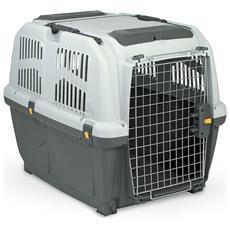 Trasportino per cani e gatti conforme agli standard per il trasporto aereo e in altri mezzi