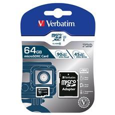 Memoria 47042 Pro Microsdhc U3 64gb