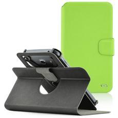 """Denim Window Custodia Universale per Dispositivi fino a 4"""" Colore Verde"""