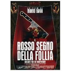 Brd Rosso Segno Della Follia (il)