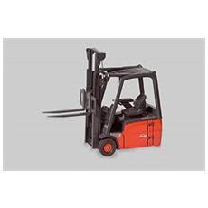 2796 Linde E16 / x38 Electric Forklift 1/25 Modellino