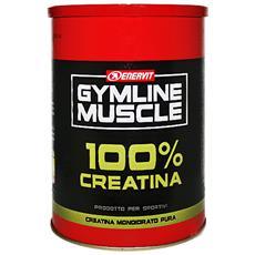 Gymline Muscle Creatina 100% 400g