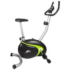 Cyclette Magnetica Dardo Nero Grigio Taglia Unica