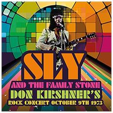 Sly And The Family Stone - Don Kirshner'S Rock Concert October 9Th 1973