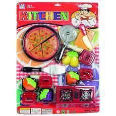 A181 - In Cucina A Far La Pizza Blister Cm 38x53