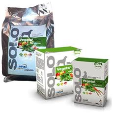 Cibo per Cani Solo Vegetal Dry Food 5 kg