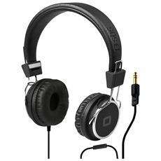 Studio Mix DJ Cuffie Stereo jack 3.5mm colore Nero