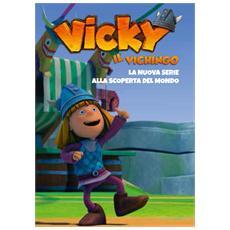 Vicky Il Vichingo - La Nuova Serie #05-08 - Alla Scoperta Del Mondo (4 Dvd)