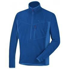 Pile Uomo Selva Full Zip Blu Variante 1 48