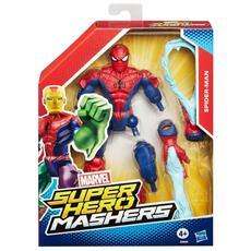 Spiderman - Assemblabili Marvel Hero Mashers - Spiderman