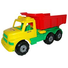 Wader Camion Con Cassone Ribaltabile 73x30x33 Cm 1450601