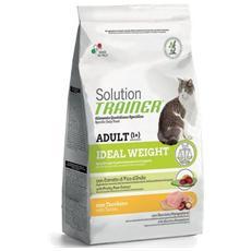 Cibo per gatti Ideal Weight con Tacchino 300 gr