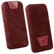 LTUNBELL05 Custodia a sacchetto Rosso custodia per cellulare