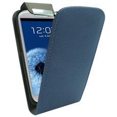 688282 Custodia a libro Blu custodia per cellulare