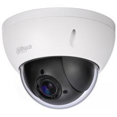 Telecamera IP Mini Dome per Videosorveglianza di Rete Giorno e Notte con MicroSD Inclusa