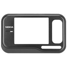 Cover Anteriore Nokia 6760s Black