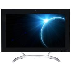 "All-In-One 273-00045 Monitor 19.5"" HD+ Intel Core i3-7100 Dual Core 3.9 GHz Ram 4GB Hard Disk 500GB 4xUSB 3.0 S. O. Non Incluso"