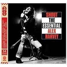 Sensational Alex Harvey Band - Shout - The Essential (3 Cd)