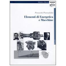 Elementi di energetica e macchine