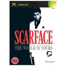 XB - Scarface: The World is Yours