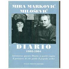 Diario (1992-1994)