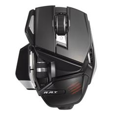 Office R. A. T. M Bluetooth Laser Mano destra Nero mouse