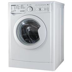 INDESIT - Lavatrice EWC91083BS Classe A+++ Capacità 9 Kg...