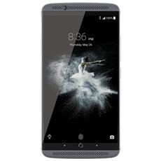 "Axon 7 Grigio 64 GB 4G/LTE Dual Sim Display 5.5"" Quad HD Slot Micro SD Fotocamera 20 Mpx Android Europa"