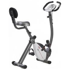 Cyclette Brx Compact Multifit Con Manubrio Regolabile Salvaspazio Richiudibile