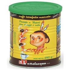 Caffè Mekico - Gusto Tondo - 100% Arabica - Lattina 250g Macinato
