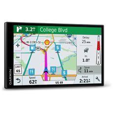"DriveSmart 61 Navigatore GPS Display 6.95"" Mappe Europa e infotraffico a Vita"