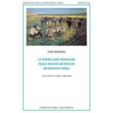 La poetica del paesaggio nelle novelle rusticane di Giovanni Verga