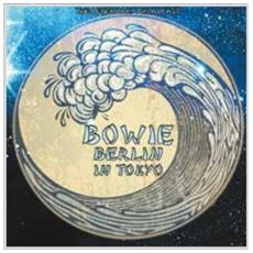 David Bowie - Berlin In Tokyo - The Legendary Brodcast - Clear Vinyl