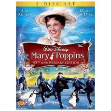 DVD MARY POPPINS (45' anniv. 2 DVD s. e.)