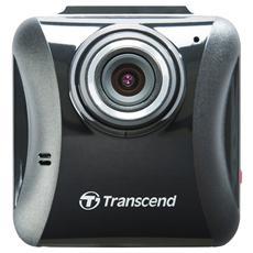 Dash Cam DrivePro 100 + SD 16GB Sensore Full HD Display 2.4'' G-Sensor + Supporto Adesivo