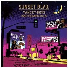 J Dilla - Sunset Blvd. Instrumentals (2 Lp)