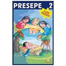Presepe. Libro puzzle. Vol. 2