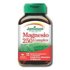Magnesio 250 complex 90 compresse neutro