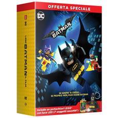 DVD LEGO BATMAN - IL FILM (+portachiavi)