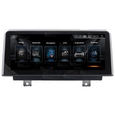 """Autoradio Bmw Serie 3 F30 Octacore Android 7.1 Fulltouch 8.8"""""""" Gps Bluetooth Mirror Link Usb Mp3"""