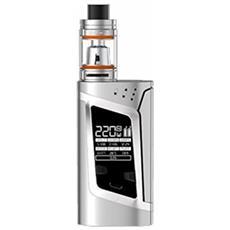 - Kit Alien -senza Tabacco Né Nicotina- 220 W - Argento