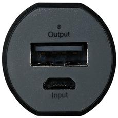 FN03M, Ioni di Litio, USB, Nero, Universale, 5 - 45 °C, Overcharge, Cortocircuito