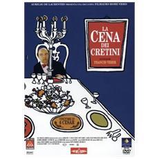 Dvd Cena Dei Cretini (la)