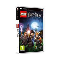 PSP - Lego Harry Potter Anni 1-4