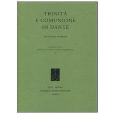 Trinità e comunione in Dante