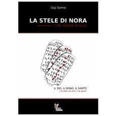 La stele di Nora. Ediz. italiana e inglese