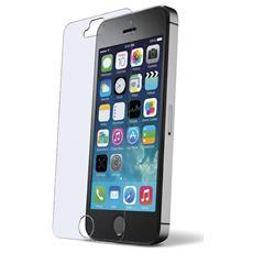 Pellicola Salvaschermo Vetro Temperato Antiurto per iPhone 5s