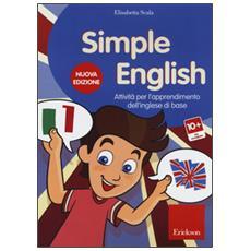 Simple English. Attività per l'apprendimento dell'inglese di base. CD-ROM