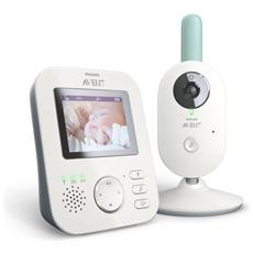 Baby monitor con Video Digitale Avent SCD620