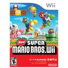 WII - New Super Mario Bros